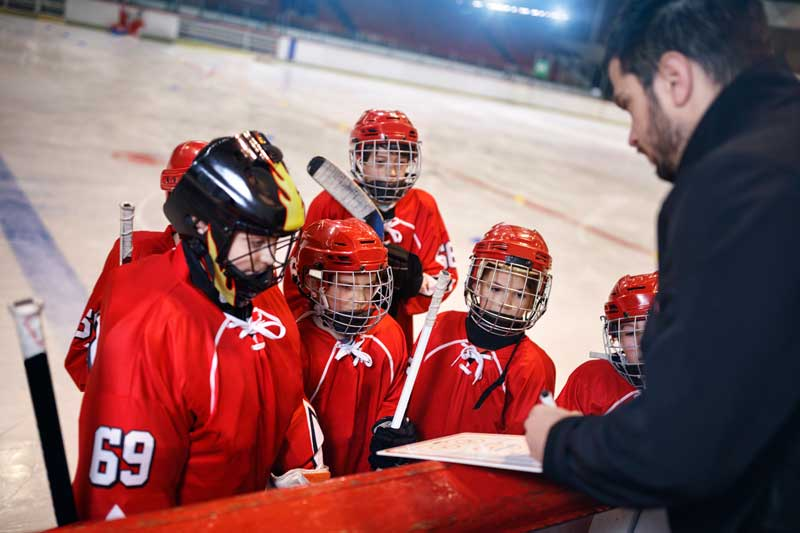 Become A Better Hockey Coach